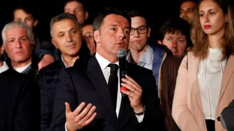 Ρέντσι: Να γίνουν ταυτόχρονα ιταλικές και γερμανικές εκλογές