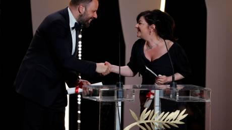 Κάννες 2017: Σε Λάνθιμο & Φιλίππου το Βραβείο Σεναρίου του Φεστιβάλ