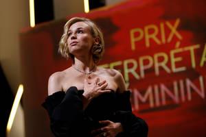 Βραβείο Γυναικείου Ρόλου Diane Kruger (In the Fade)