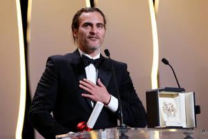 Βραβείο Ανδρικού Ρόλου Joaquin Phoenix (You Were Never Really Here)