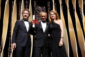 Βραβείο της Επιτροπής Loveless (Andrey Zvyagintsev) Βραβείο Σεναρίου