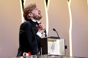 Palme d'Or (Χρυσός Φοίνικας) The Square (Ruben Östlund)