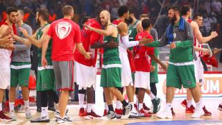 Α1 μπάσκετ: Νίκη στο φινάλε για τον Ολυμπιακό στον α τελικό