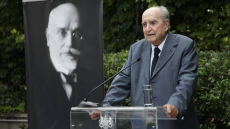 Κ. Μητσοτάκης: Έφυγε ένας statesman