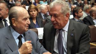 Κωνσταντίνος Μητσοτάκης: Τη θλίψη του εκφράζει ο Δημήτρης Αβραμόπουλος