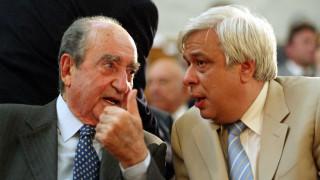 Ο Προκόπης Παυλόπουλος αποχαιρετά τον Κωνσταντίνο Μητσοτάκη: Αιωνία η μνήμη του