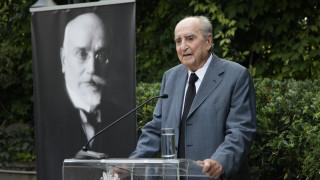 Οι πολιτικοί αρχηγοί αποχαιρετούν τον Κωνσταντίνο Μητσοτάκη