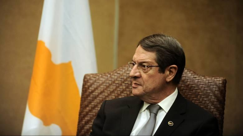 «Έφυγε ένας ρεαλιστής πατριώτης»: Ο πρόεδρος της Κύπρου για τον θάνατο του Κωνσταντίνου Μητσοτάκη