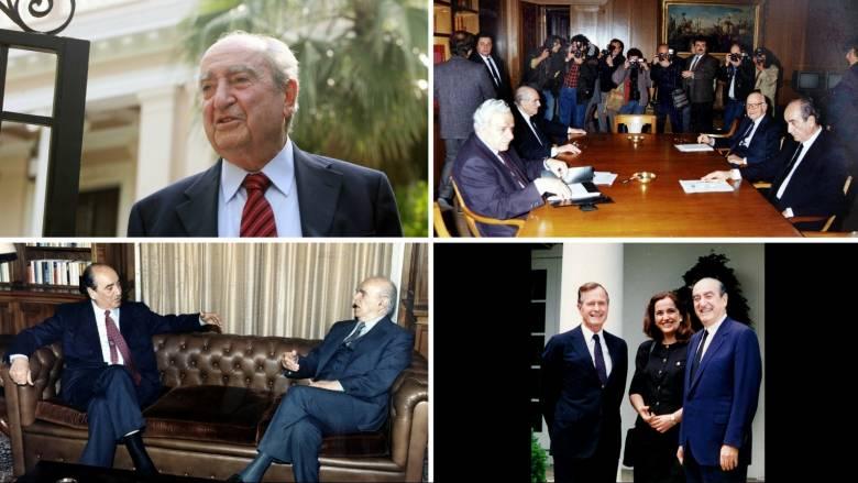 Κωνσταντίνος Μητσοτάκης: Εβδομήντα χρόνια στον στίβο της πολιτικής