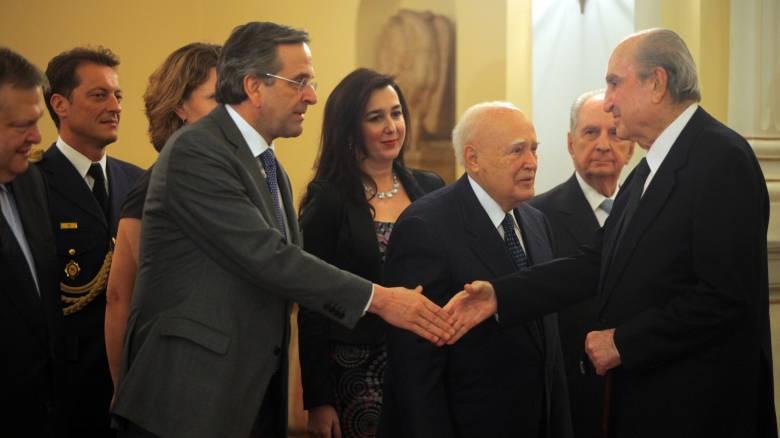 Ο Σαμαράς για τον Μητσοτάκη: Έφυγε από τη ζωή ο τελευταίας μίας γενιάς Ελλήνων πολιτικών