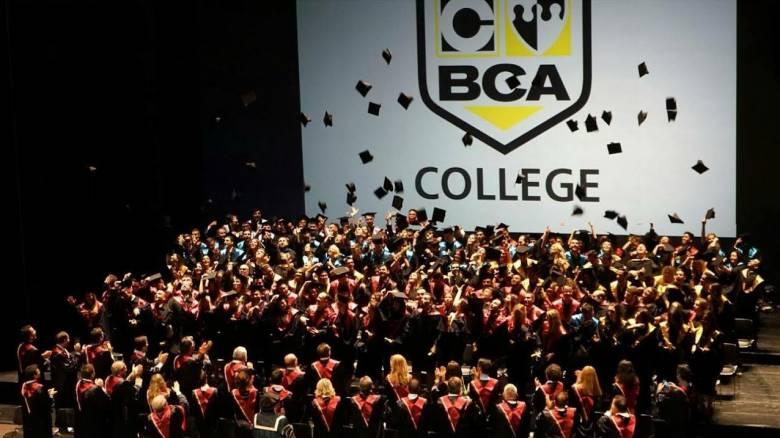 BCA College: Η λαμπρή 45η τελετή αποφοίτησης στο Μέγαρο Μουσικής Αθηνών