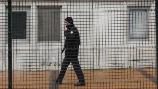 Γερμανοί διπλωμάτες πήραν άδεια για να επισκεφθούν στη φυλακή την Μεσαλέ Τολού