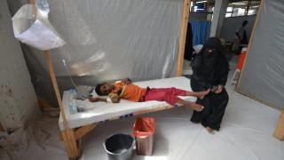 Υεμένη: Δραματική αύξηση των νεκρών από την επιδημία χολέρας (pics)