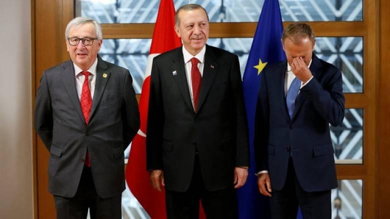 Βρυξέλλες: Καμία νέα συμφωνία με την Τουρκία δεν υπήρξε στις συνομιλίες