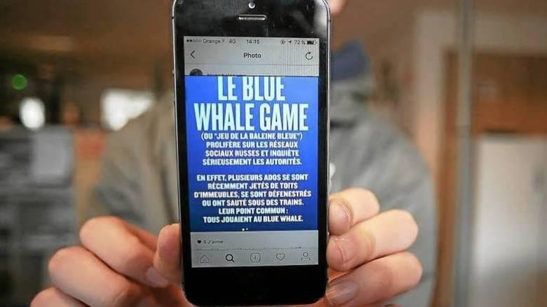 Παρέμβαση της Εισαγγελίας Πρωτοδικών Ηρακλείου για τη «μπλε φάλαινα»