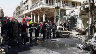 Βαγδάτη: Έκρηξη παγιδευμένου οχήματος με πολλούς νεκρούς και τραυματίες (pics&vids)