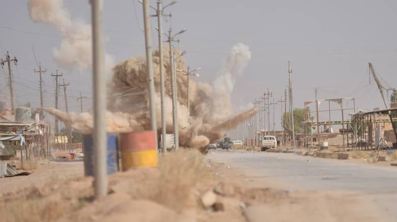Βαγδάτη: Δεύτερη πολύνεκρη έκρηξη εντός λίγων ωρών (vid)