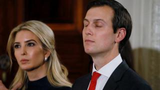 Ιβάνκα και Τζάρεντ: Κρατούν χαμηλό προφίλ παρά την έρευνα του FBI (pics)