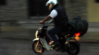 Διανομέας μοτοσικλετιστής σκοτώθηκε σε τροχαίο στη Λάρισα