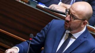Το ατύχημα του Βέλγου πρωθυπουργού - Δείτε το απρόοπτο που τον... κούφανε (pics&vid)