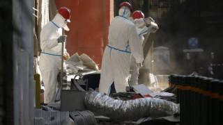 Ανάληψη ευθύνης για την έκρηξη σε τράπεζα στη Σανταρόζα
