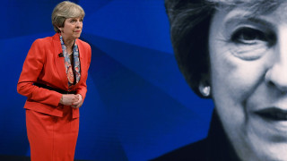 Η Μέι λέει πως θέλει να διατηρήσει μια «βαθιά» σύμπραξη με την Ευρωπαϊκή Ένωση