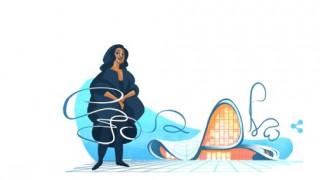 Η Google τιμά με Doodle την Ζάχα Χαντίντ