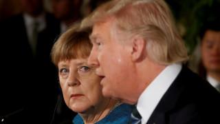 Λευκός Οίκος: Ο πρόεδρος Τραμπ και η καγκελάριος Μέρκελ «τα πηγαίνουν πολύ καλά»