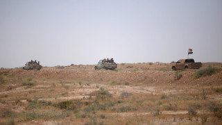 H Ουάσιγκτον ανακοίνωσε ότι ξεκίνησε ο εξοπλισμός των Κούρδων μαχητών της Συρίας