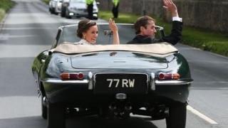 Πίπα Μίντλετον: Mετά τον κοστοβόρο γάμο στο Σίδνεϊ για το ταξίδι του μέλιτος