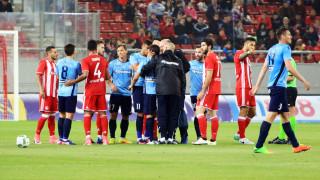 Super League: 3 αγωνιστικές στον Ολυμπιακό για την «υπόθεση Πλατανιάς»