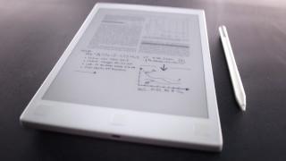 Το tablet που έγινε... χαρτί