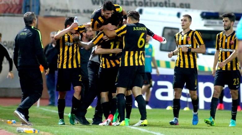 Super League: Champions League η ΑΕΚ με τη νίκη του Παναθηναϊκού