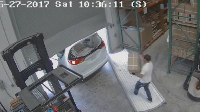 Διαρρήκτες έκλεψαν 30.000 προφυλακτικά από αποθήκη του Λας Βέγκας (vid)