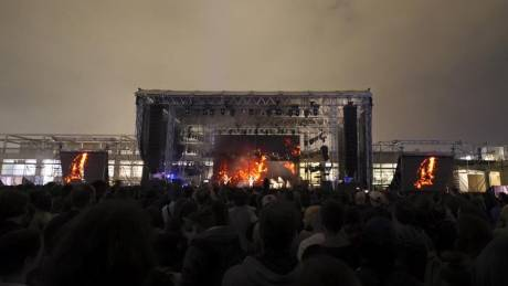 iContact - Release Athens Festival 2017