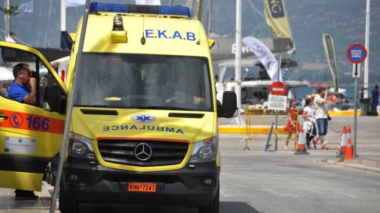 Φολέγανδρος: Νεαρή γυναίκα πέθανε στο ασθενοφόρο περιμένοντας το ελικόπτερο