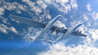 Stratolaunch: Το μεγαλύτερο αεροσκάφος του κόσμου αποκαλύφθηκε (pics)