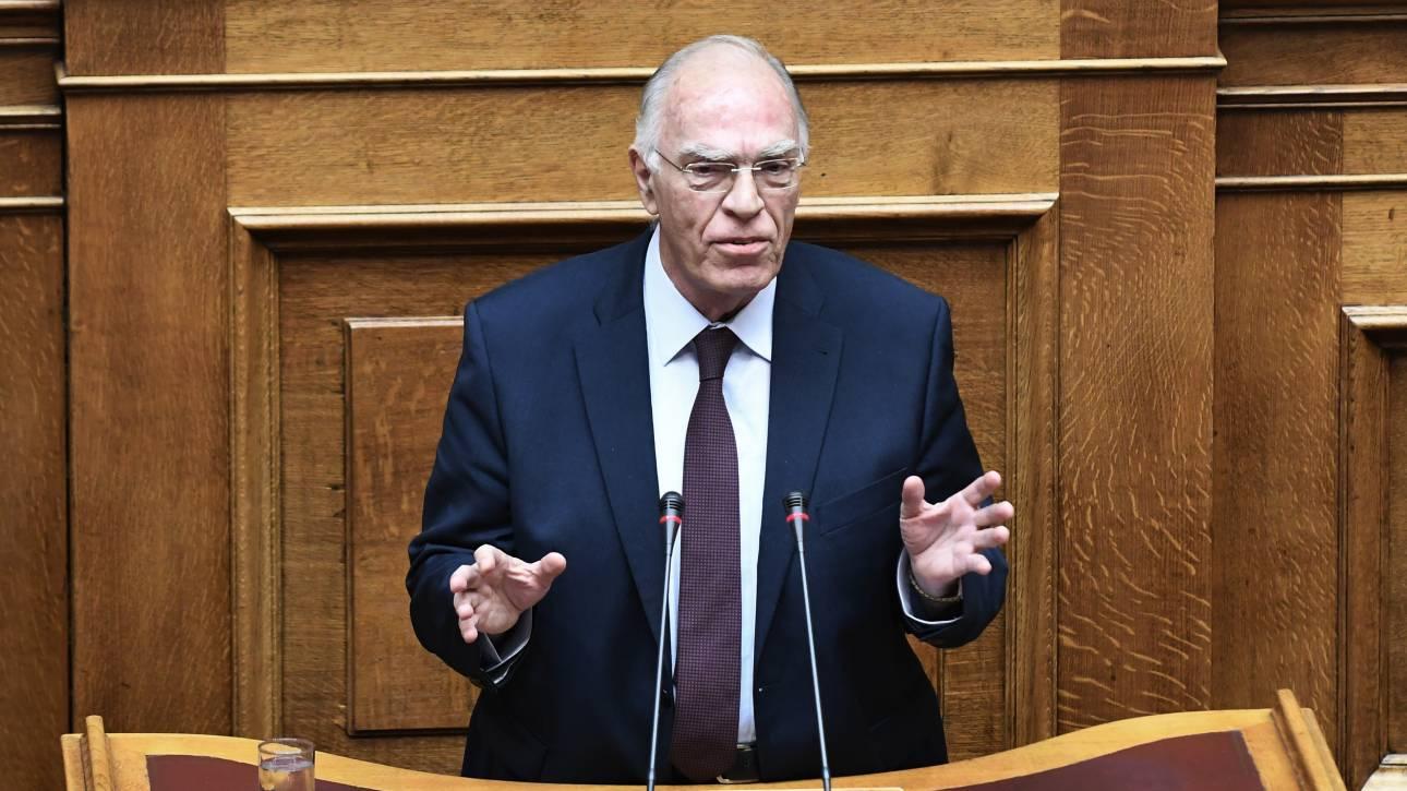Λεβέντης: Στο συμβούλιο πολιτικών αρχηγών θα ζητήσω την παραίτηση του Τσίπρα