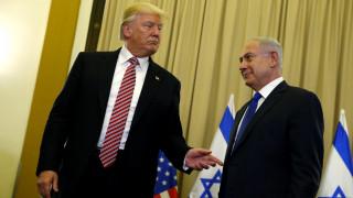 Νετανιάχου: Απογοήτευση από την απόφαση Τραμπ για την αμερικανική πρεσβεία