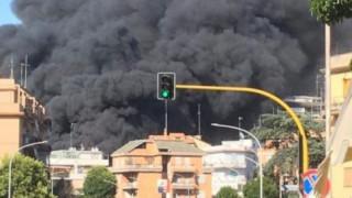 Συναγερμός στο Βατικανό από φωτιά (vid)