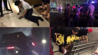Πανικός στις Φιλιππίνες - Εκρήξεις και πυροβολισμοί σε ξενοδοχείο στη Μανίλα (pics)