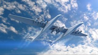 Έτοιμο για απογείωση το μεγαλύτερο αεροσκάφος στον κόσμο
