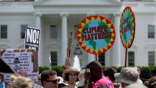 Παγκόσμια ανησυχία για την απόσυρση των ΗΠΑ από τη Συμφωνία για το Κλίμα