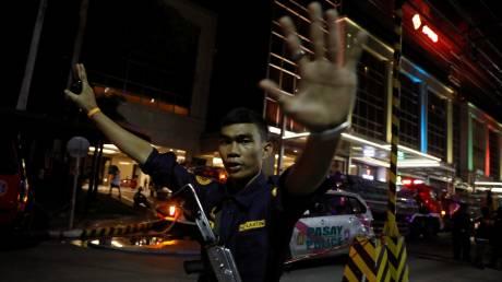 Φιλιππίνες: δεκάδες νεκροί στη Μανίλα μετά από εισβολή ενόπλου σε καζίνο