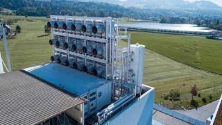 Στην Ελβετία το πρώτο εργοστάσιο που «ρουφά» διοξείδιο απευθείας από την ατμόσφαιρα