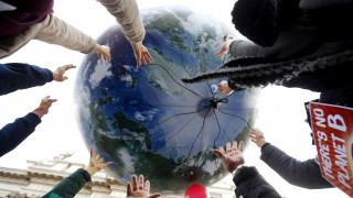 Αντάρτικο με «κλιματική συμμαχία» από αμερικανικές πολιτείες