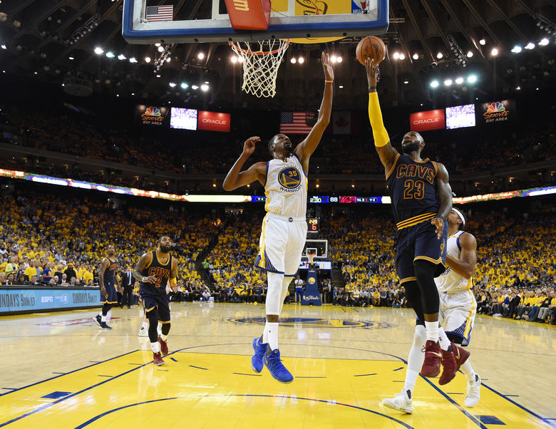 2017 06 02T035814Z 1722233160 NOCID RTRMADP 3 NBA FINALS CLEVELAND CAVALIERS AT GOLDEN STATE WARRIORS