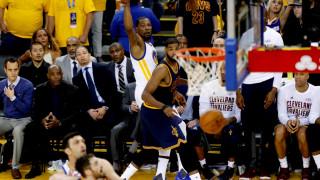 NBA Finals: Οι Γουόριορς με Ντουράντ κέρδισαν Καβς και ...Rihanna! (vid)