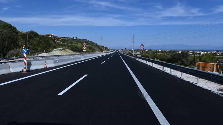 Στην κυκλοφορία το τμήμα του αυτοκινητοδρόμου Θεσσαλονίκης - Σερρών - Προμαχώνα