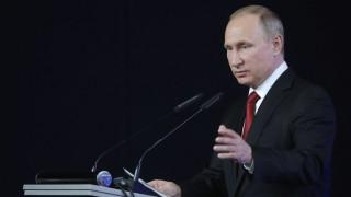 Πούτιν για Σνόουντεν: Υπέπεσε σε σφάλμα αλλά δεν είναι προδότης